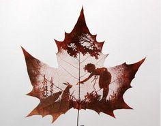 [알라딘서재]Art of Carved Leaves