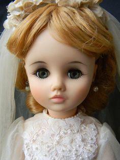 Gorgeous All Original Madame Alexander Elise Bride ~ I ...