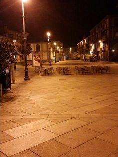 Saluzzo by night