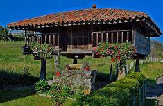 Resultado de imagen de Hórreos asturianos