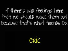 Boy Meets World quotes...THATS WHAT FRIENDS DO