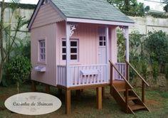 Casinha de brincar - Pequeno Porte – Garden Personalizada | São Paulo - SP