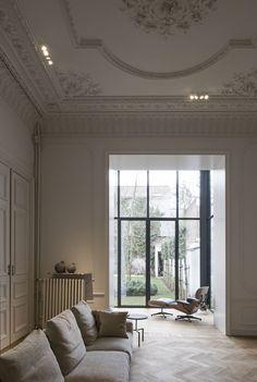 Dwell - Maison de Maître by Hans Verstuyft Architecten