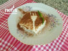 Krem Şantili Sütlü İrmik Tatlısı ( Ağızda Eriyen Hafif Tatlı) – Nefis Yemek Tarifleri Hummus, Pudding, Ethnic Recipes, Desserts, Food, Tailgate Desserts, Deserts, Custard Pudding, Essen
