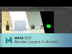 Working With Arnold AOVs and Maya's Render Setup - Lesterbanks