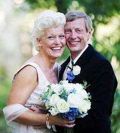 POSES - older couples ilene + vic // lodge at ventana canyon wedding ...