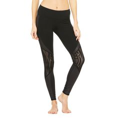 2a17ba01776a2 The Alo Yoga Vitality Legging sculpts