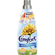 Image result for comfort fabric conditioner Fabric Softener, Juice Bottles, Conditioner, Image, Food, Household Cleaners, Productivity, Meal, Hoods