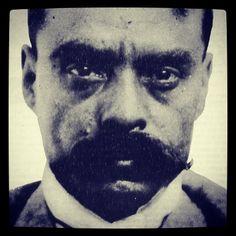 """""""Arroyito revoltoso, ¿Qué te dijo aquel clavel? -- Dice que no ha muerto el jefe, que #Zapata ha de volver..."""""""