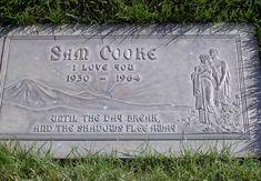 sam cooke grave FOREST LAWN GLENDALE, LOS ANGELES, CALIFORNIA