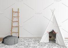 Interior mockups bundle - 56 items by Hunny Badger on @creativemarket