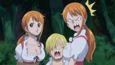 Sanji Vinsmoke Nami One Piece One Piece Series, Sanji One Piece, One Piece Funny, One Piece Comic, One Piece Ship, One Piece Anime, Aesthetic Themes, Aesthetic Anime, Nami Swan