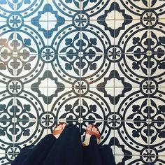 Cement Tile Shop - Encaustic Cement Tile Bristol
