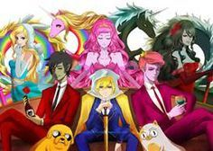 Marceline and Prince Gumball. Finn and Princess Bubblegum. Fionna and Marshall Lee. I ship these couples