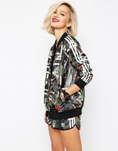 Image 1 of Adidas Originals Tropical Track Jacket