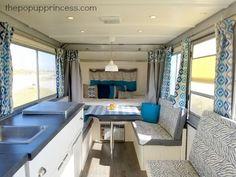 Apache Camper Remodel