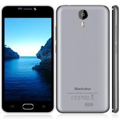 Blackview-BV2000 - Недорогой смартфон с поддержкой 4G - LTE Скидка внутри.