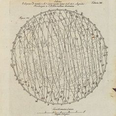 eclipse tracking: selenography (moon mapping) from Astronomical Handbook, 1718 (via Science›Astronomy) Cosmos, Celestial Map, Rum, Information Graphics, Pictogram, Visual Communication, Stars And Moon, Sacred Geometry, Vintage World Maps
