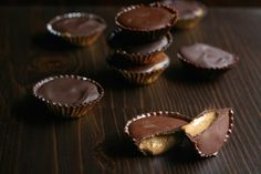 Have you ever stood in the check-out line at Trader Joe's staring longingly at the cookie butter-filled chocolate bars? Or eyed the Cookie Butter Cups, wishing...