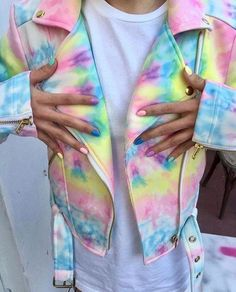 Kawaii Clothes, Diy Clothes, Pastel Clothes, Pastel Tie Dye, Pastel Outfit, Skinny Ties, Tye Dye, Instagram, Men Ties