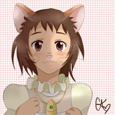 Haru from The Cat Returns