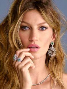 Gisele Bundchen for Vivara Jewelry Christmas 2014