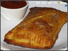 Crescent Roll Calzones Recipe from Hot Eats and Cool Reads
