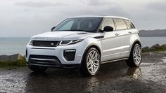 The new aluminium Ingenium diesel engine brings class-leading efficiency to the 2016 model year Range Rover Evoque, making it the most efficient production Land Rover ever. Description from automotiveworld.com. I searched for this on bing.com/images