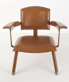 Jacques Adnet, Armchair, ca. 1950 | Antiques, Furniture, Chairs | eBay!