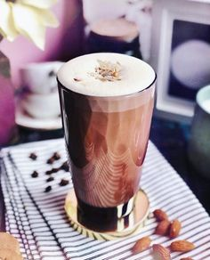 Ждём вас в гости, будем готовить для вас миндальный ароматный кофе и радовать полезными вкусностями! До встречи..