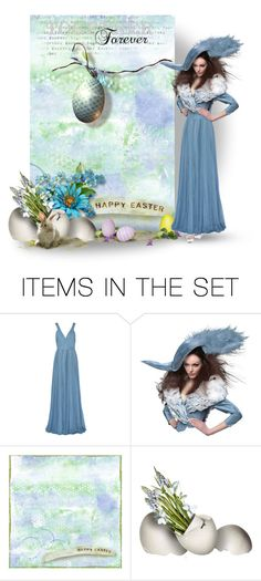 """""""A Little Easter Attitude"""" by chileez ❤ liked on Polyvore featuring art"""