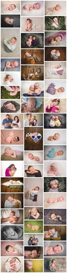 Newborn photography poses - Indianapolis newborn photographer KristeenMarie Photography