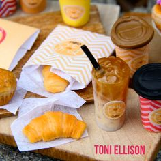 Toni Ellison: Coffee To Go - Polymer Clay, Resin, Shrinky Dink