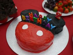mickey mouse birthday party ideas | mickey mouse birthday cake my little mouseketeers the birthday girl
