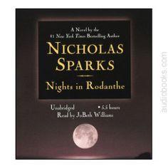 Nights of Rodanthe (audio)  Nicolas Sparks