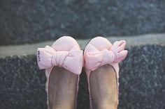 Prada ballerina