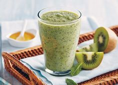 Fresh Mint Smoothie | Recipes | Eat Well | Best Health