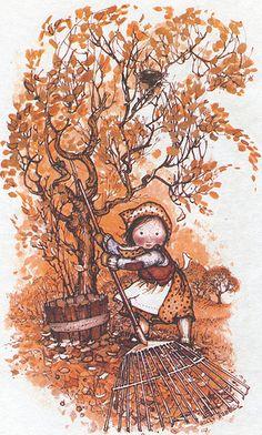 Calamity Kim: Autumn Holly