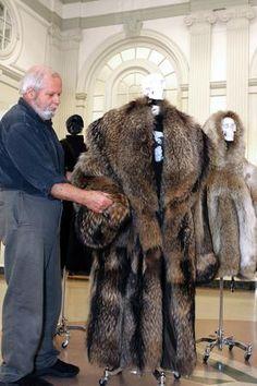 Edward Gorey's Fur Coat (Rick Jones, curator extraordinaire)