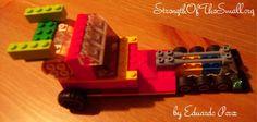 LEGO Desert Racer