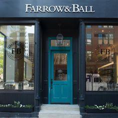 15 beautiful doors  | Farrow & Ball