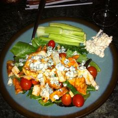Buffalo Chicken Salad | Recipes | Beyond Diet
