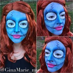 #Halloween #SephoraSelfie look by ginamarie_mu. Tag your pics with #SephoraSelfie for a chance to be featured!