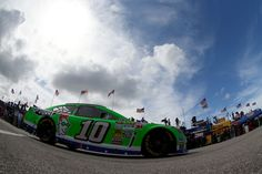 Danica Patrick - Daytona International Speedway: Day 1