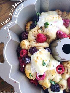 3-Ingredient Fruit Studded Monkey Bread | 23 Genius Three-Ingredient Breakfast Recipes