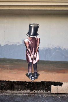 MILU CORRECH http://www.widewalls.ch/artist/milu-correch/ #graffiti #streetart #urbanart
