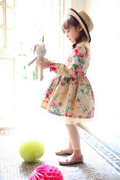 Alla Cotton Yesika Dress (2C)