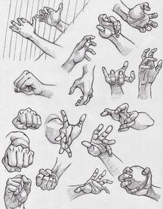 Hand reference by KingAngel-Z drawing hand and arm study by KingAngel-Z on DeviantArt Anatomy Sketches, Anatomy Drawing, Anatomy Art, Drawing Sketches, Art Drawings, Drawing Tips, Drawings Of Hands, Arm Anatomy, Drawing Hair