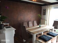 betonoptik schalungsbeton rostoptik sch ner wohnen macht freude rostoptik pinterest. Black Bedroom Furniture Sets. Home Design Ideas