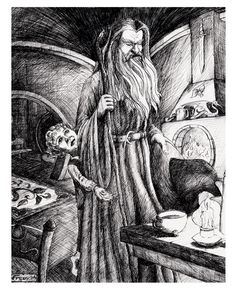 One ring to rule them all... india ink (nanquim) 2004